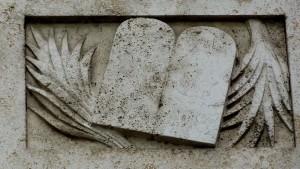 Tables de la Loi - Rome - Photo H.B.