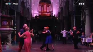 """""""Ce soir en l'église Saint-Louis c'est tango""""... Déchristianisation..."""