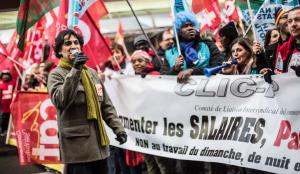 Les syndicats résiste au travail dominical - Karl Gahzi