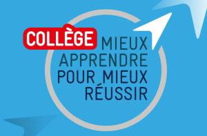 Logo réforme du collège
