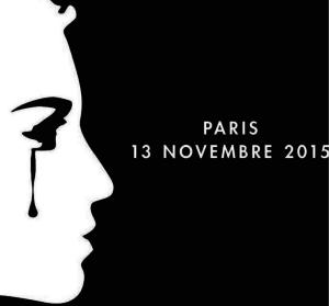 symbole attaques terroristes Paris