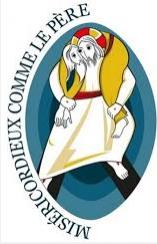 Logo Jubilé de la Miséricorde