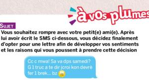 SMS Réforme